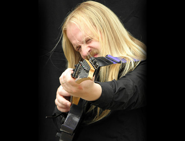 Acoustic Solo Singer Brett - Soloists and Musicians Hire - Wedding Singers