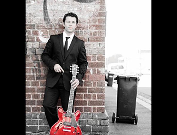 Andrew Acoustic Soloist Musician Singer Melbourne - Wedding Bands